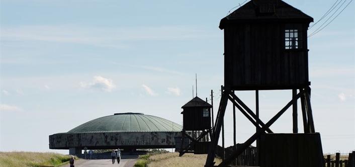 Majdanek mausolée