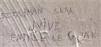 Graffiti de Drancy