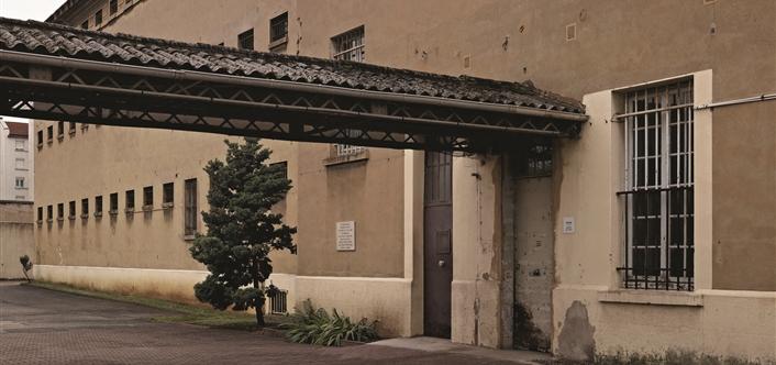 Mémorial de la prison de Montluc à Lyon