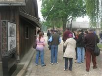 Voyage de formation à Auschwitz pour les enseignants