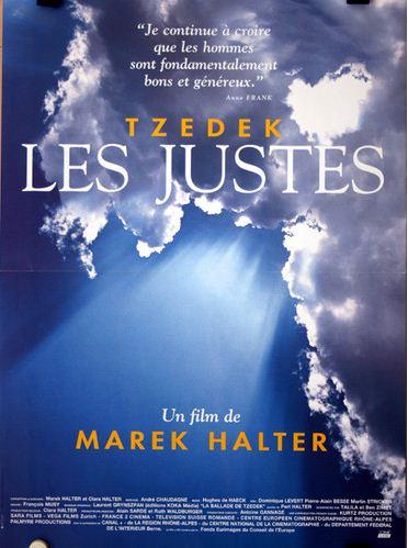 Les Justes de Marek Halter