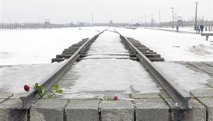 rampe Auschwitz