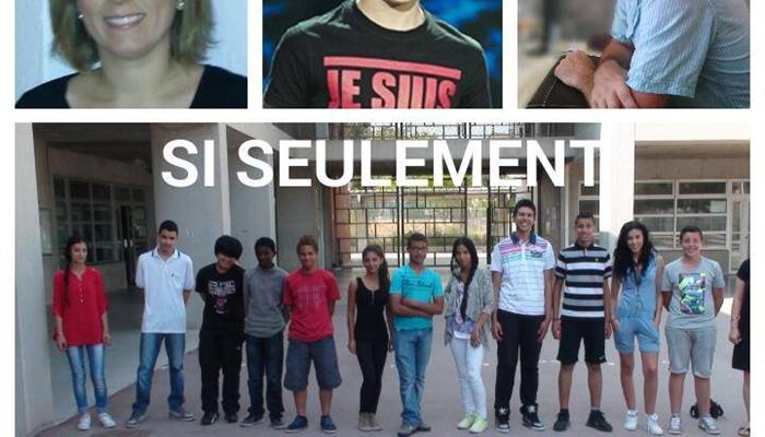élèves du collège Vallon des Pins