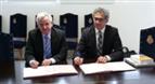 Signature d'une convention de partenariat entre Le Mémorial de la Shoah et l'académie de Dijon